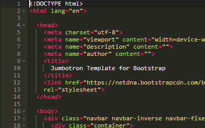 Full HTML Editing